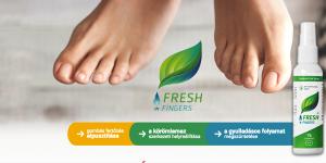 Fresh Fingers – Gombás Gondokkal Küzd?