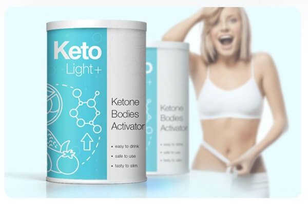 keto light plus, Fogyás, ivás