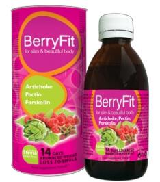 BerryFit  cseppek