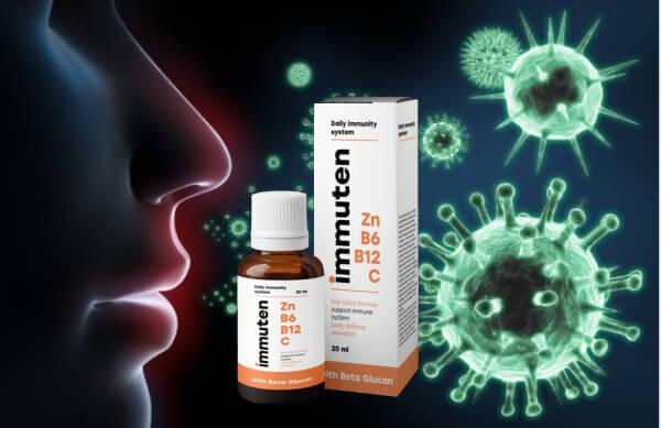 immuten Csepp, immunrendszer immunitás