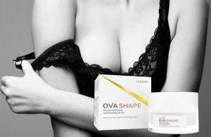 OvaShape – Szerves krém vizuálisan fellendítése Bust megjelenés!