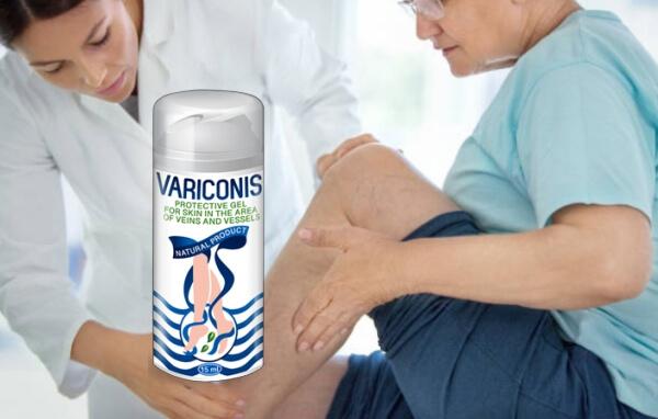 variconis gel, vastagbél, lábak