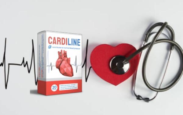 CardiLine Kapszulák a magas vérnyomás - Ár, vélemények