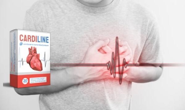cardiline kapszulák magas vérnyomás szív