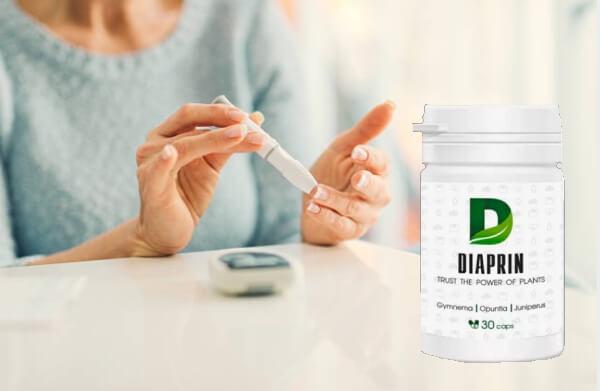 diaprin kapszulák cukorbetegség vércukor