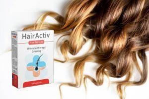 HairActiv – Egységes formula zsurló kivonat, Arugula és B-vitamin és D komplex!