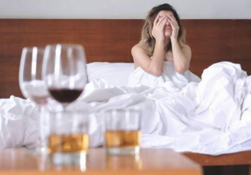 alkoholfogyasztást
