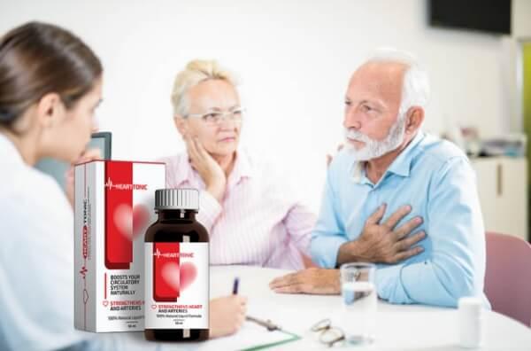 HeartTonic cseppek magas vérnyomás