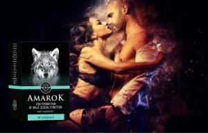 Amarok – Természetes kivonatok több bizalom és öröm az ágyban!