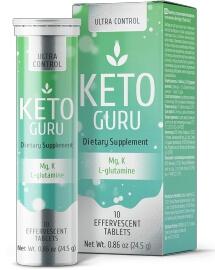 Keto Guru tabletek Magyarország