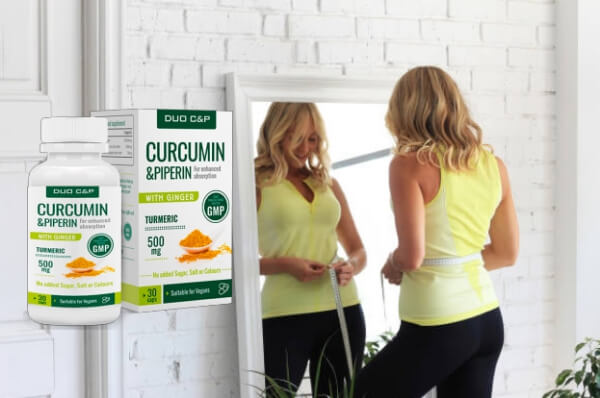 DUO CP Curcumin & Piperin