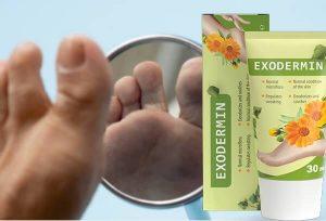 Exodermin áttekintés – A láb- és körömgombák kezelése teafa- és sheavajas formulával 2021-ben!