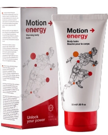 Motion Energy Krém Magyarország
