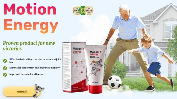Motion Energy Krém vélemények