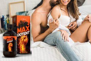 Max Potent cseppek – Bio-Formula gyömbér kivonattal a férfiasságért!
