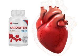 Cardiotens Plus – természetes tabletták a magas vérnyomás ellen! Ár és ügyfél megjegyzések 2021 -ben?